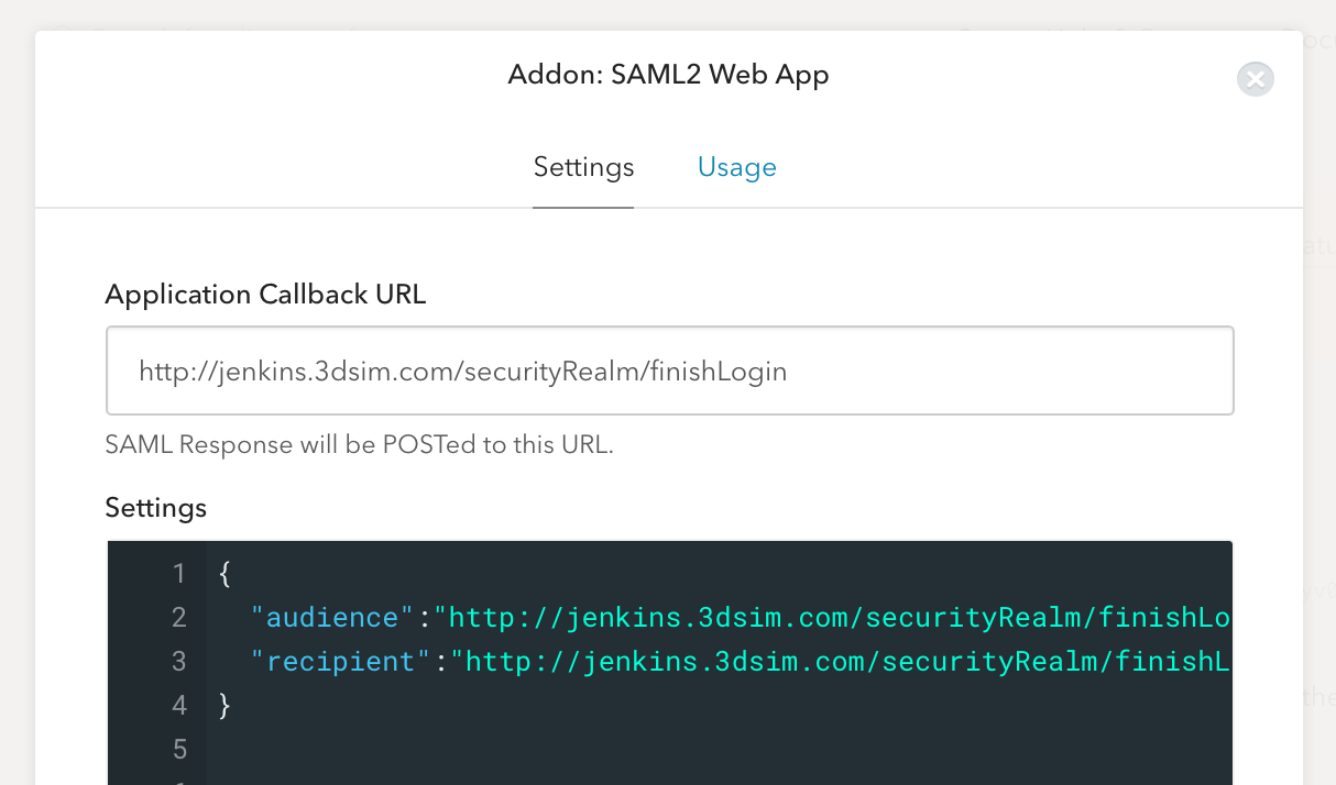 Securing Jenkins with Auth0 · 3DSIM Software Engineering